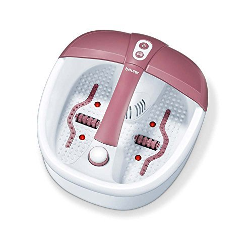 Fußbad FB35 mit Aroma-Therapie Fußmassagegerät Fußsprudelbad Fußwanne Fußmassage