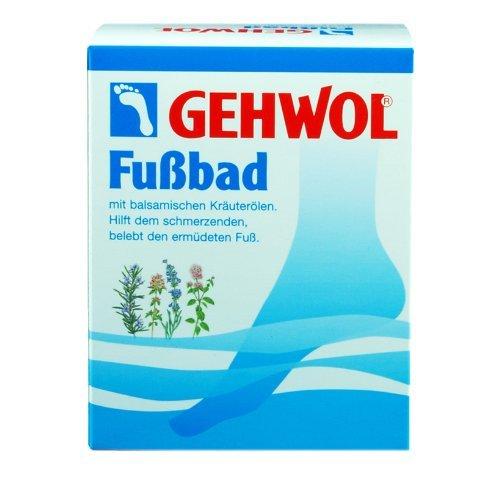 GEHWOL Fussbad Portionsbtl., 10X20 g